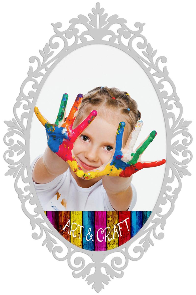 little foot kindergarten banner dự án học tập 4