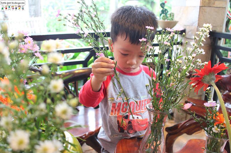little foot kindergarten môi trường học tập toàn diện