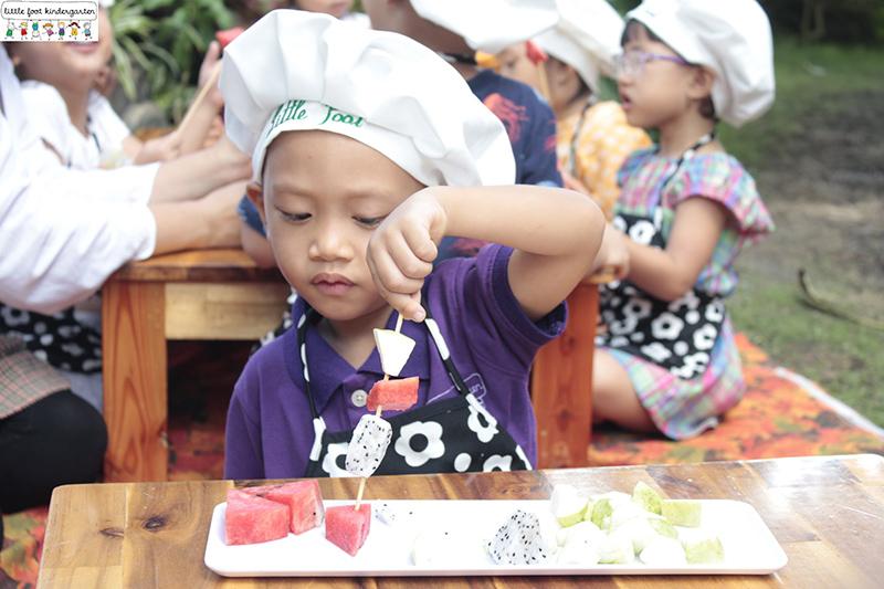 little foot kindergarten môi trường học tập toàn diện 5