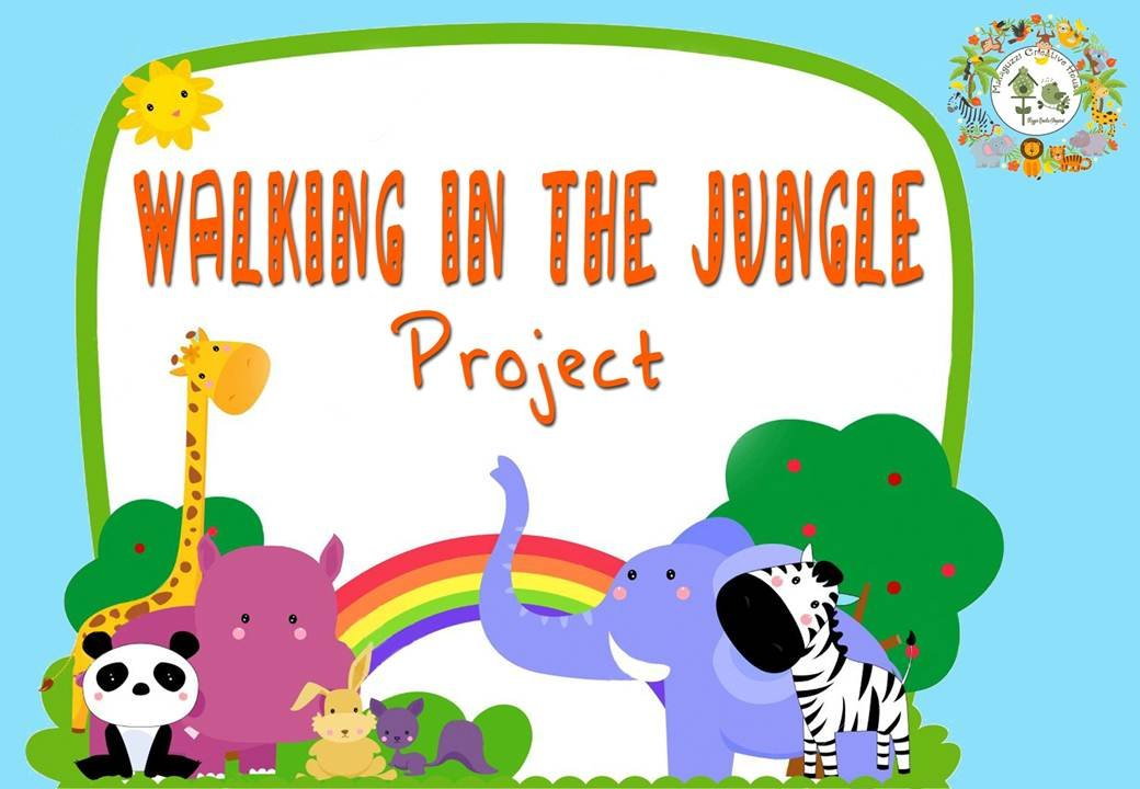 little foot kindergarten banner dự án học tập 12