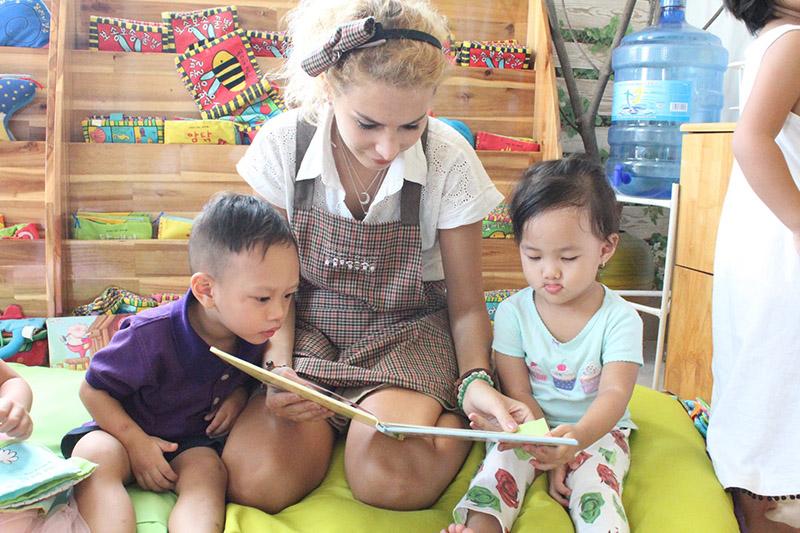 little foot kindergarten môi trường song ngữ 1